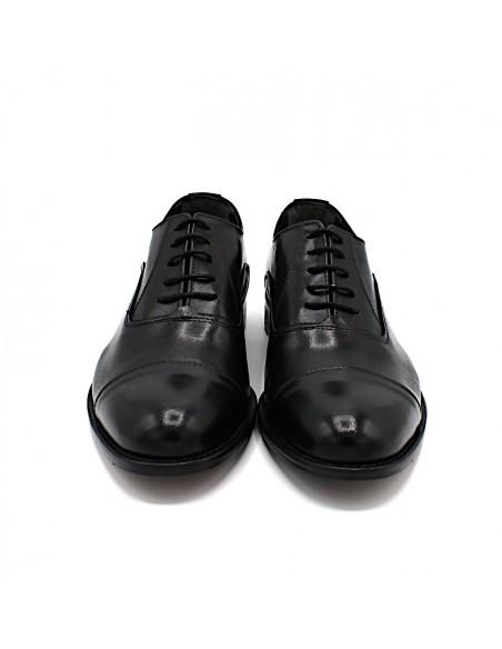 AB Scarpe da uomo classiche elegandi per cerimonia Nero 38001