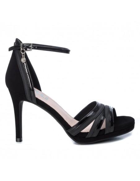 XTI sandali da donna eleganti con tacco alta nude 35184