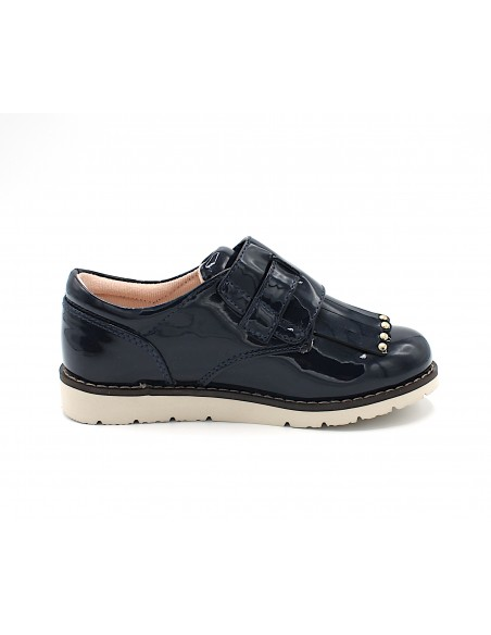 Mayoral scarpe da bambina ragazza eleganti con frange Blu 44133 46133