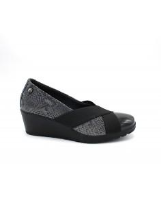 Enval Soft scarpe da donna decoltè con zeppa linea comoda 4264011