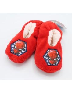 Marvel pantofole da bambino babbucce imbottite antiscivolo Spider-Man