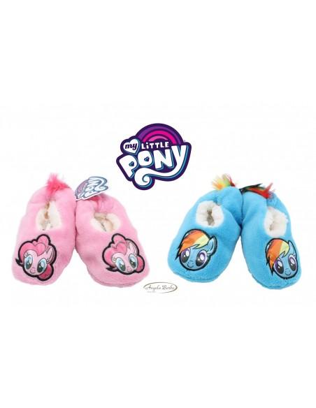 My Littel Pony pantofole da bambina babbucce imbottite antiscivolo