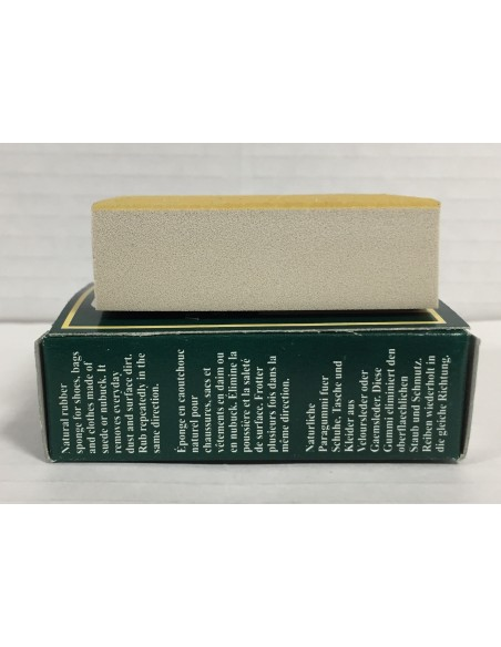 GT gommina in para naturale per nabuk e camoscio. Per scarpe borse e indumenti
