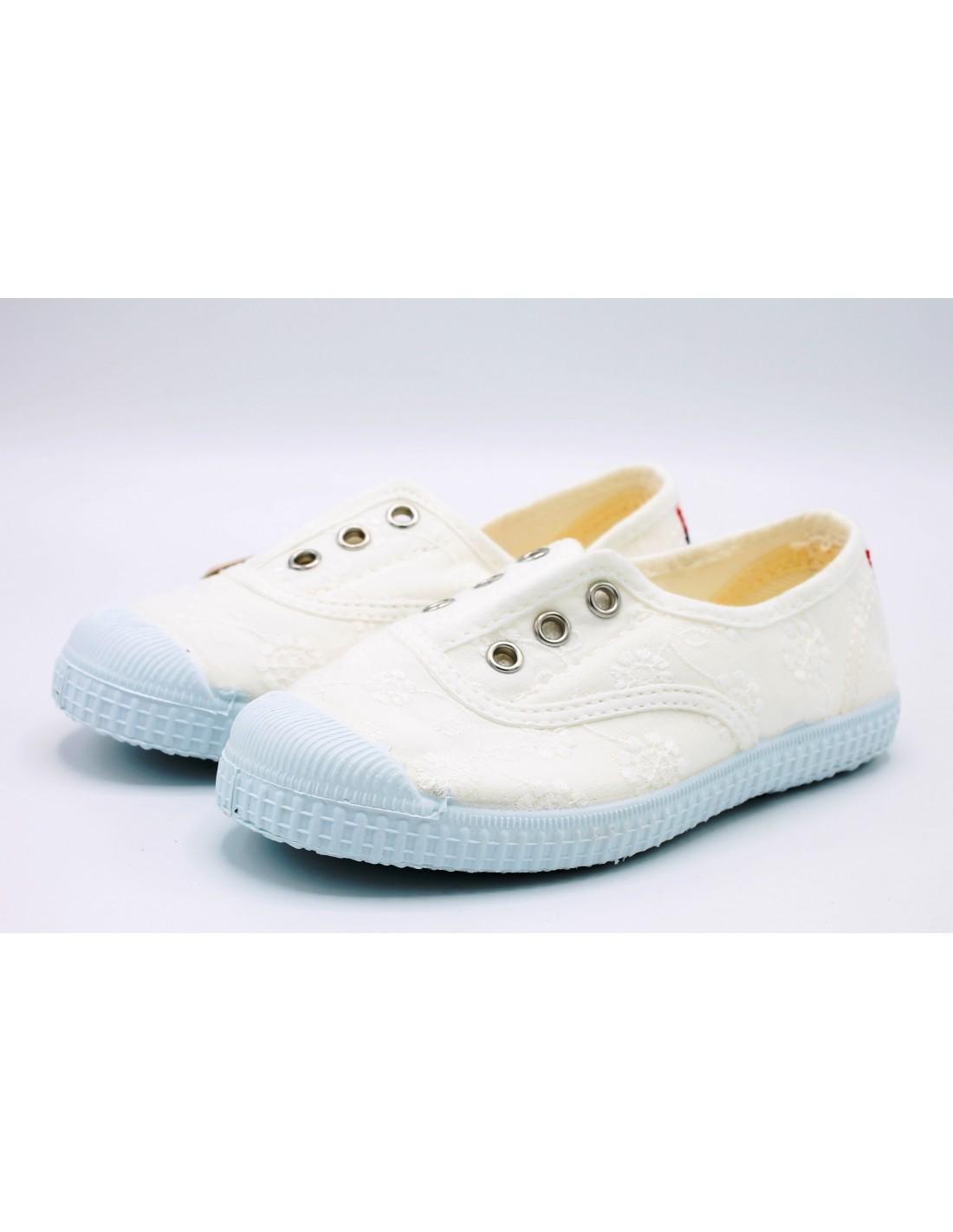 Cienta Scarpe da Bambini Sneakers in Tela Tennis Bambino per Bimbi Profumate 27