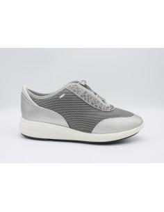 Geox scarpe da donna sneakers con lacci elastici Ophira D621CE