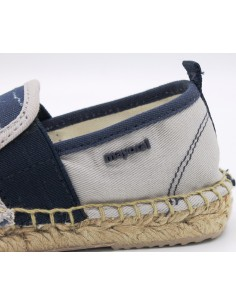 Mayoral espadrillas da bambino scarpe in tela Jeans 43117 45117 47117