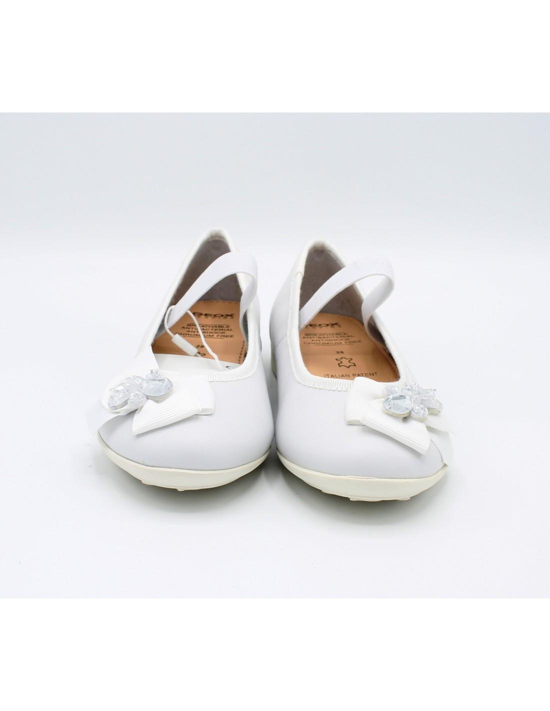 GEOX SCARPE DA Bambina Ballerina eleganti Per Comunione