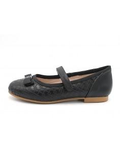 Mayoral scarpe da bambina ragazza eleganti ballerine nero 44003 46003