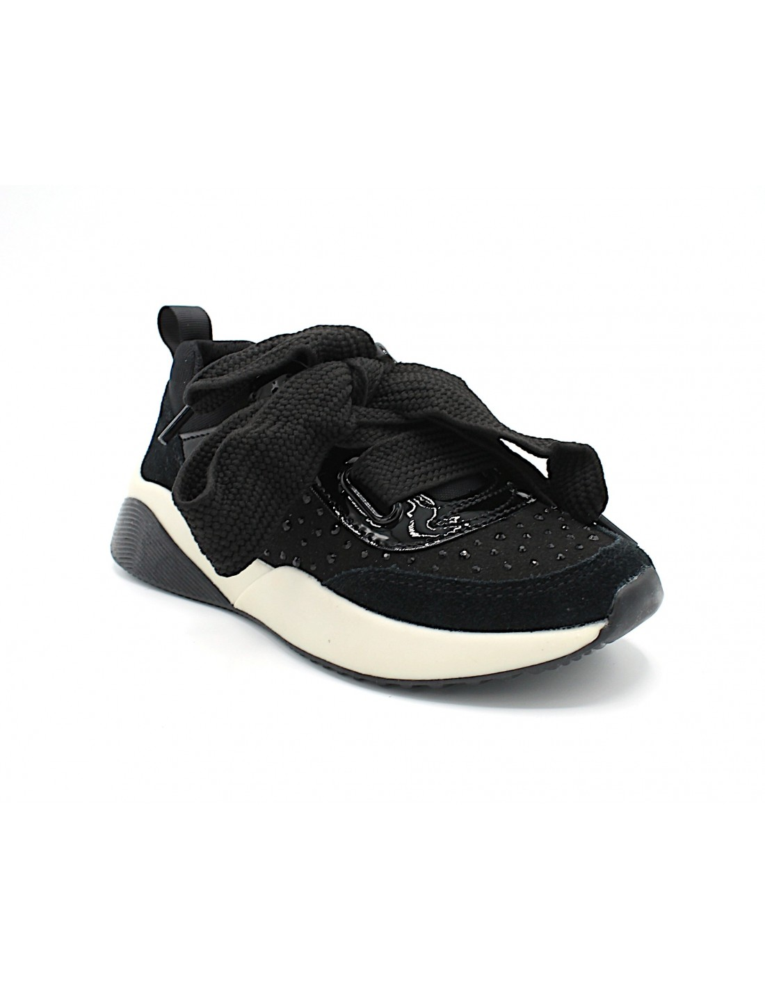 Scarpe da bambina Geox sneakers con zeppa platform bimba