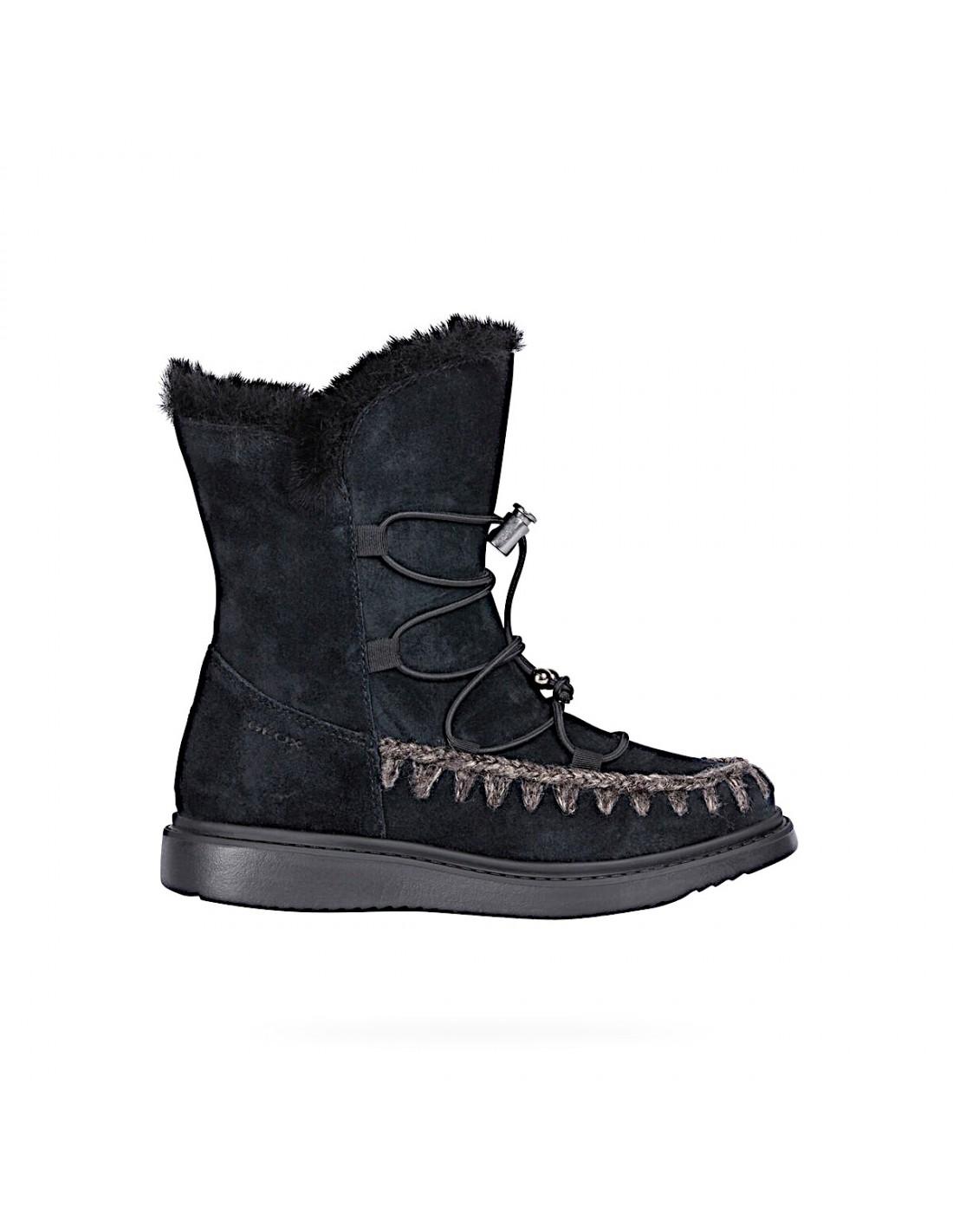 Geox stivaletti da donna scarponcini per ragazza stivali
